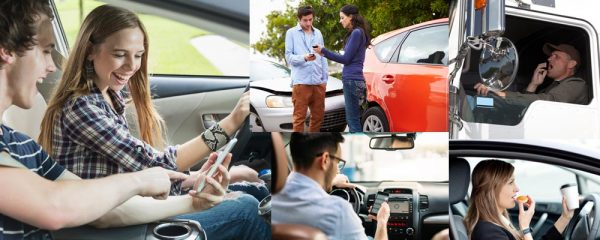 Jacobson, Schrinsky & Houck - Monthly Minute - Distracted Driving Tips and Stats